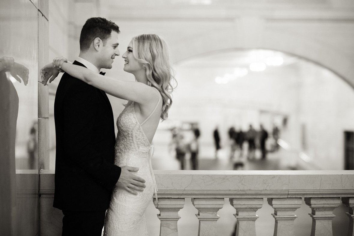 Wedding at Cipriani, New York City - Photography by Christian Oth Studio