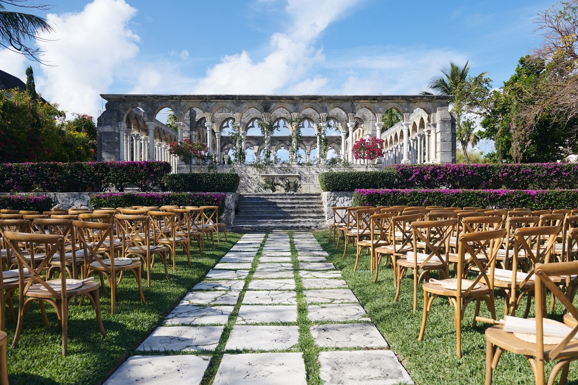 Wedding at The Ocean Club by Christian Oth Studio