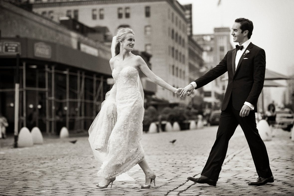 Wedding at The Bowery Hotel, New York City - Photography by Christian Oth Studio