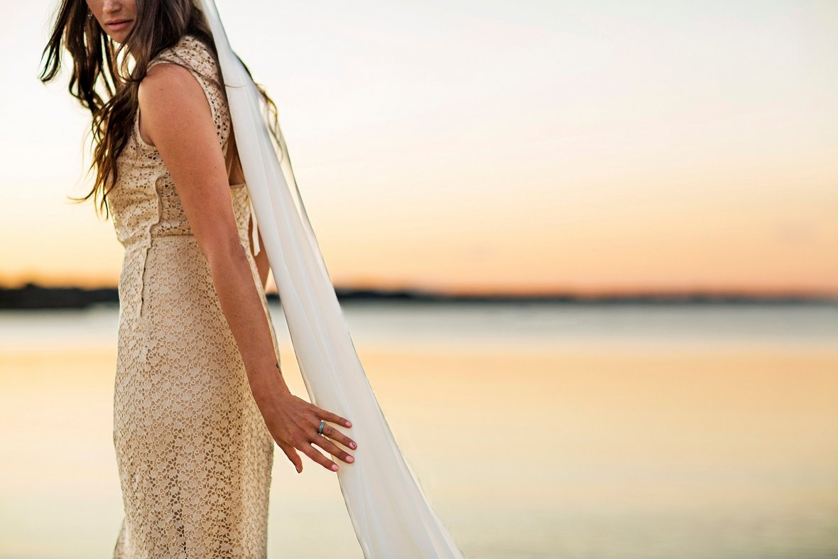 Wedding in Crow's Nest, Montauk - Photography by Christian Oth Studio