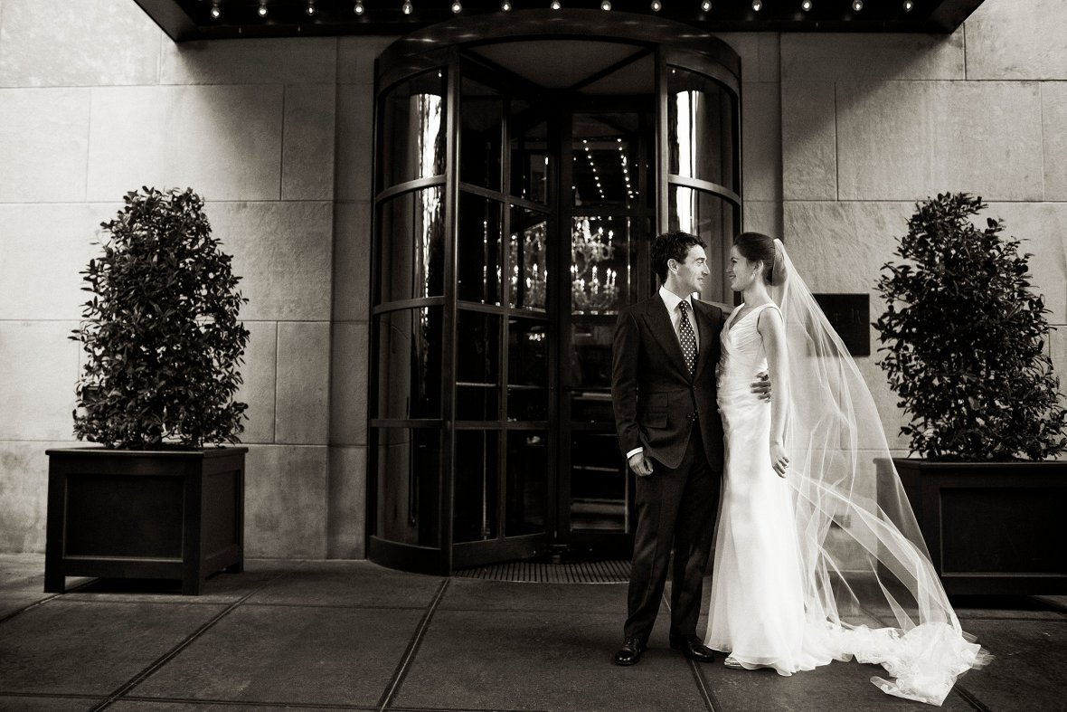 Wedding at Gramercy Park Hotel, New York City - Photography by Christian Oth Studio