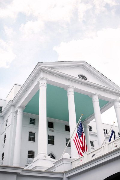 Wedding at The Greenbrier, West Virginia - Photography by Christian Oth Studio