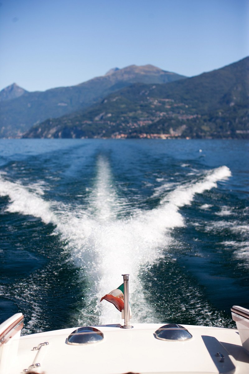 Wedding in Lake Como by Shawn Connell for Christian Oth Studio