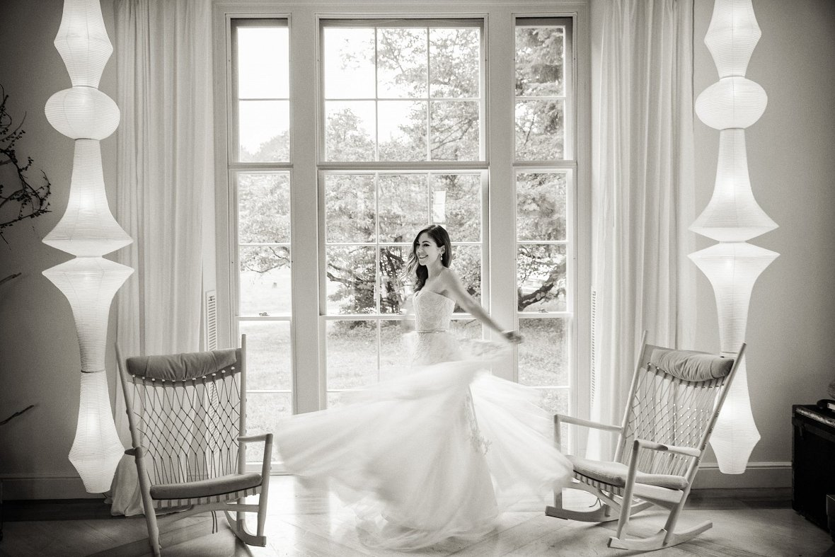 Wedding at Locusts on Hudson, New York - Photography by Christian Oth Studio