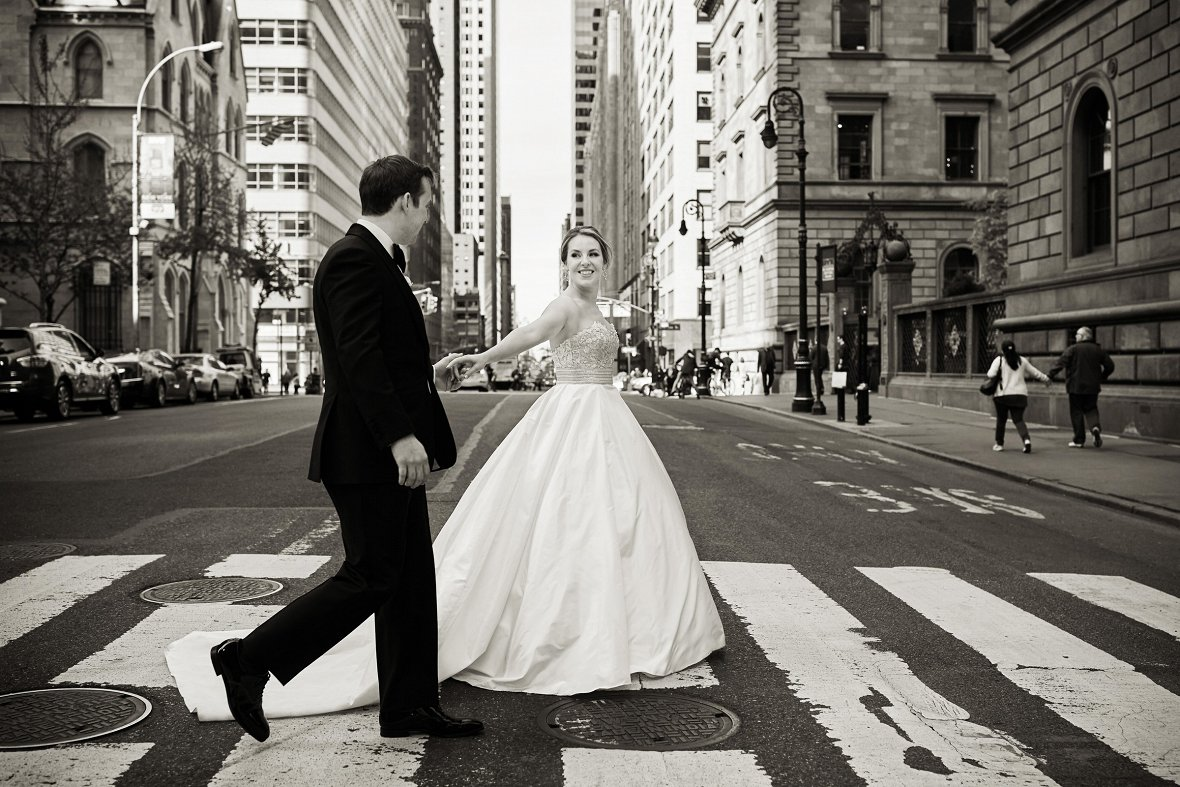 Wedding at the New York Palace by Christian Oth Studio