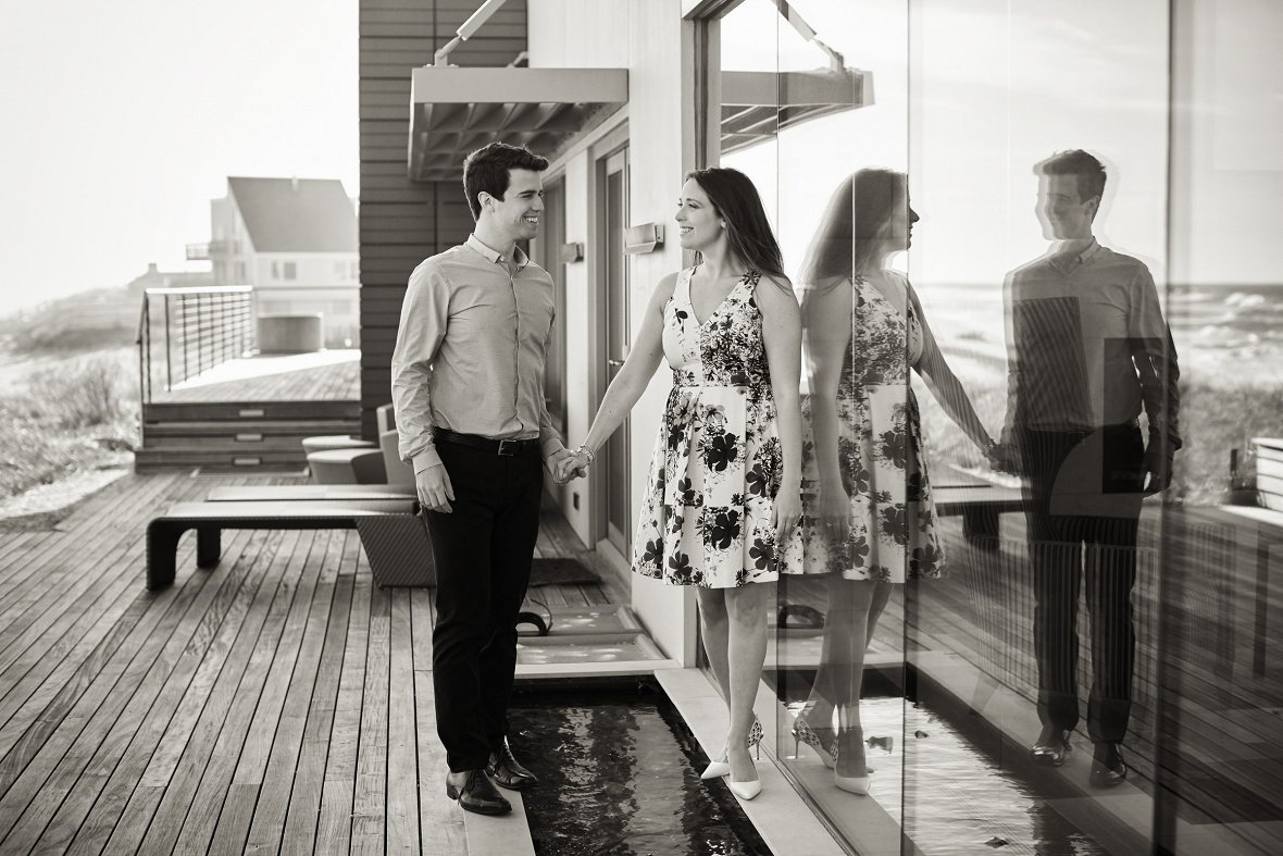 Engagement in Southampton by Christian Oth Studio