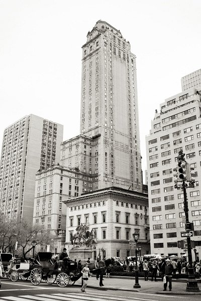 Wedding at The Pierre, New York City - Photography by Christian Oth Studio
