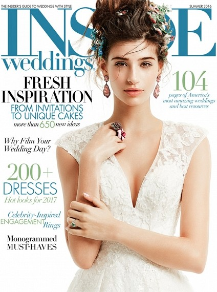 Inside Weddings Magazine Summer 2016