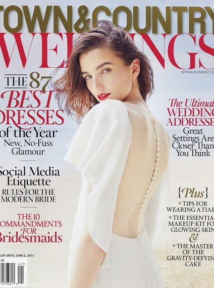 Town & Country Weddings Spring 2014