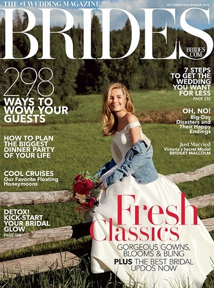 Brides Magazine October/November 2016